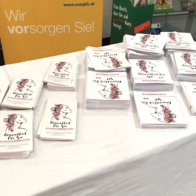 NÖGKK_Gesundheit für Sie_hello! Designstudio, Katrin Scheichelbauer
