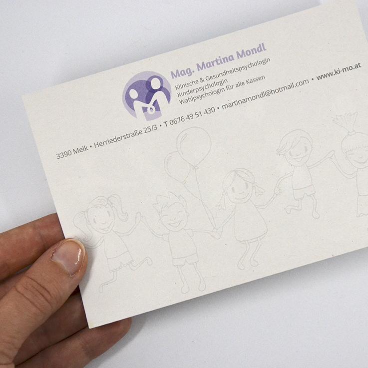 Kinderpsychologin, Gestaltung, Martina Mondl, hello! Designstudio