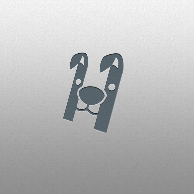 Hund um service, Nikola Rester, Logo, hello! Designstudio, Katrin Scheichelbauer