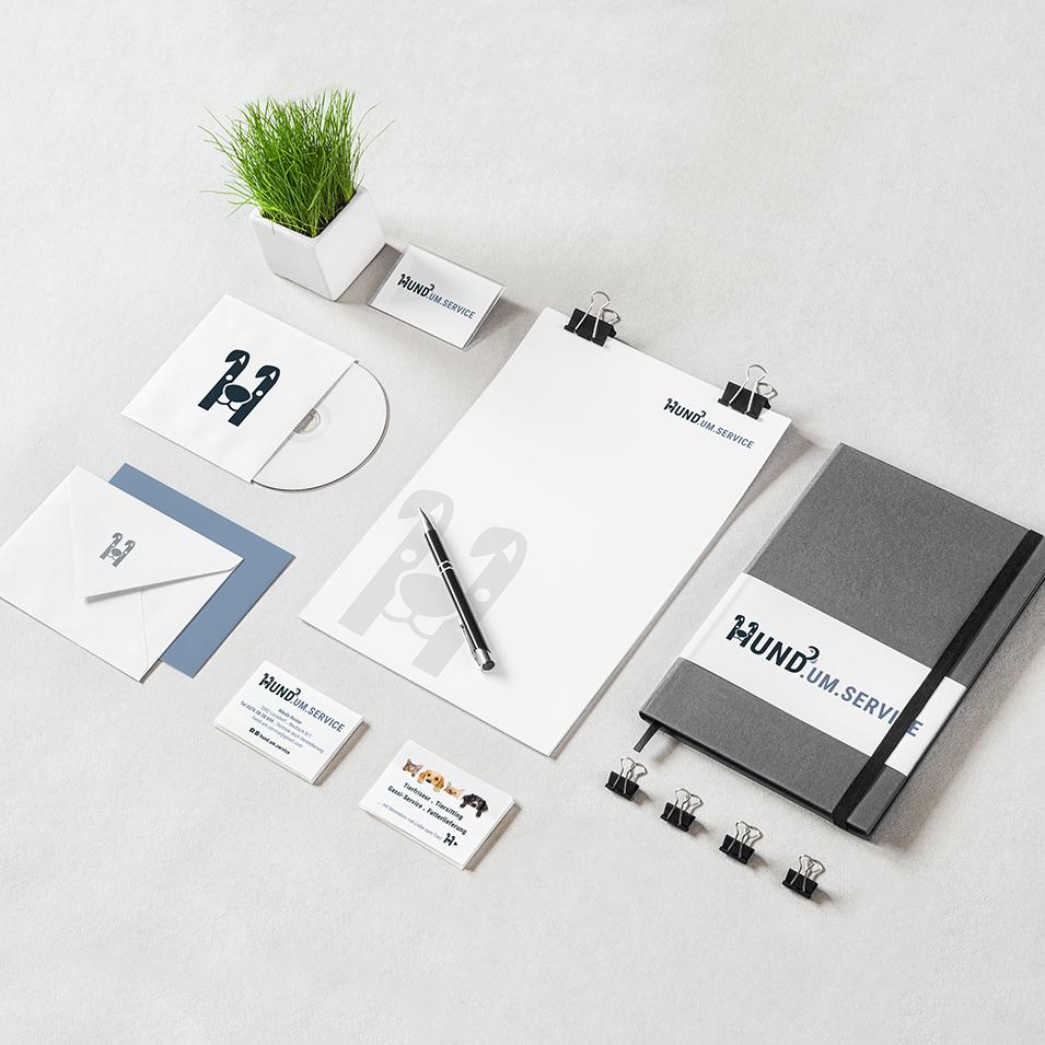 Hund um service, Nikola Rester, Grafikdesign hello! Designstudio, Katrin Scheichelbauer